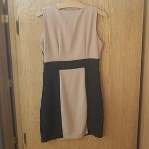 Xtaren Dresses - Cute color-block dress